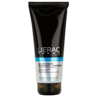 Lierac Homme sprchový gel na obličej, tělo a vlasy pro muže 200 ml pánské 200 ml