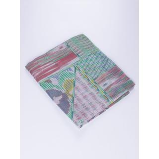 Light pink scarf in a boho pattern dámské Neurčeno One size