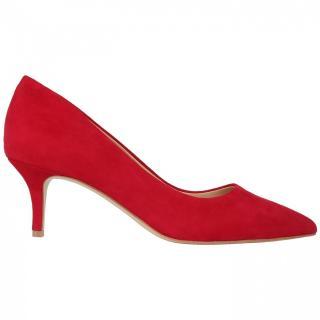 Linea Kitten Heel Shoes dámské Other UK 4.0