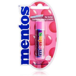 Lip Smacker Mentos balzám na rty příchuť Raspberry 4 g dámské 4 g