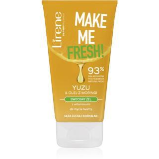 Lirene Make Me Fresh! hloubkově čisticí gel na obličej 150 ml pánské 150 ml