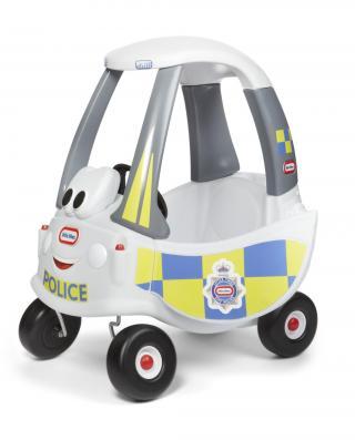 Little Tikes Cozy Coupe - městská policie