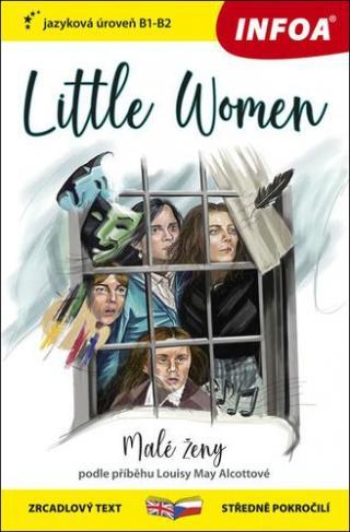 Little Women/Malé ženy -- zrcadlový text mírně pokročilí