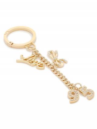 Liu Jo Přívěsek Key Ring 95 AF1123 A0001 Zlatá 00