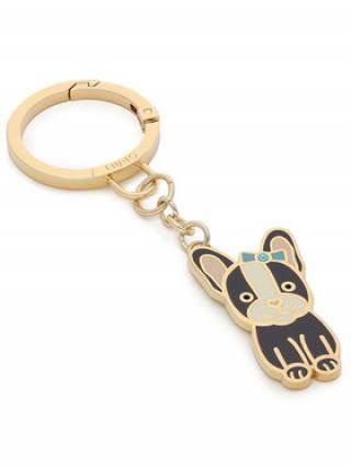 Liu Jo Přívěsek Key Ring French B AF1138 A0001 Zlatá 00