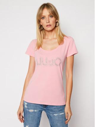 Liu Jo T-Shirt WA1060 J5003 Růžová Slim Fit dámské XS
