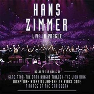 Live In Prague - Hans Zimmer - audiokniha