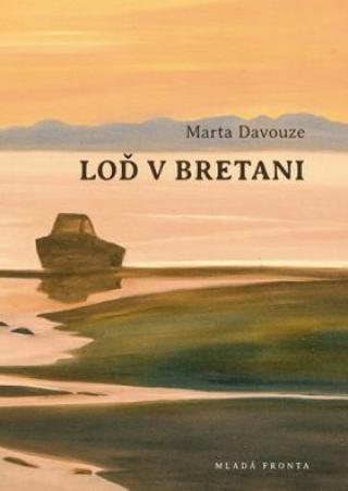 Loď v Bretani - Marta Davouze