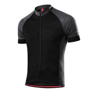 Löffler Pánský cyklistický dres Urban Merino černá 48 48