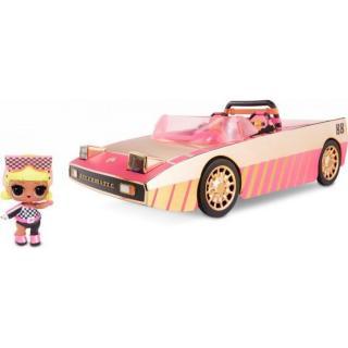 L.O.L. Luxusní auto s bazénem a tanečním parketem dámské