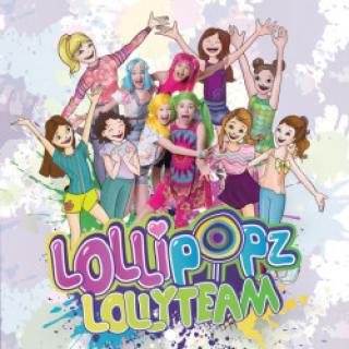 Lollipopz CD – Lollyteam
