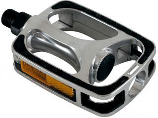 Longus Pedals COMFORT AL Silver
