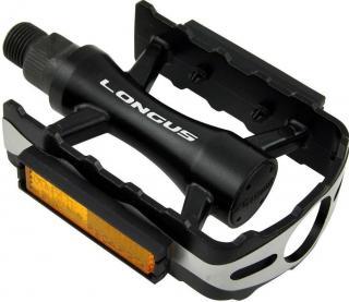 Longus Pedals MTB GLARE AL Black