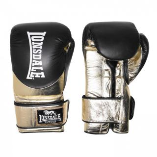 Lonsdale L60 Hook and Loop Training Gloves Unisex Adults Other 12oz