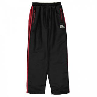 Lonsdale Two Stripe Woven Jogging Pants Junior Boys pánské Other M