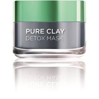 ĽORÉAL PARIS Pure Clay Detox Mask 50 ml