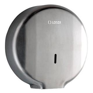 LOSDI Nerezový zásobník 240 mm - mat