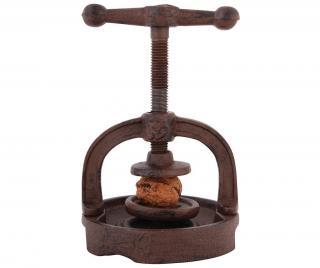 Louskáček ořechů Nuts Hnědá