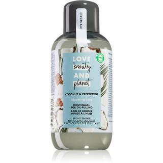 Love Beauty & Planet Blooming Care osvěžující ústní voda 250 ml 250 ml