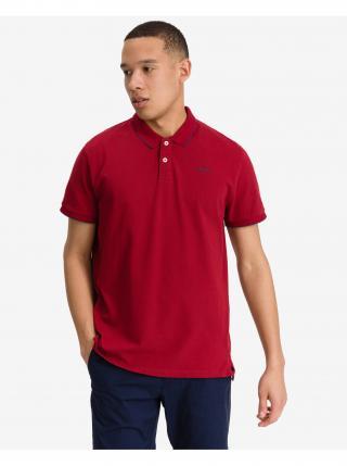 Lucas Polo triko Pepe Jeans pánské červená XL