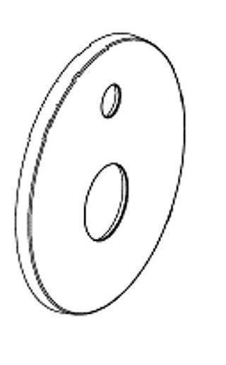 LUCIDA - náhradní rozeta LU215 NDLU215ROZETA