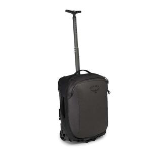 Luggage Osprey ROLLING TRANSPORTER GLOBAL CARRY ON 30 Black 30L