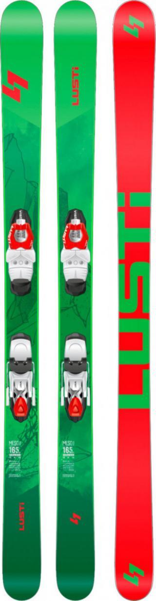 Lusti Meso   VIST VSP 310   deska SPEEDSPACER 21/22 Délka: 145 cm zelená
