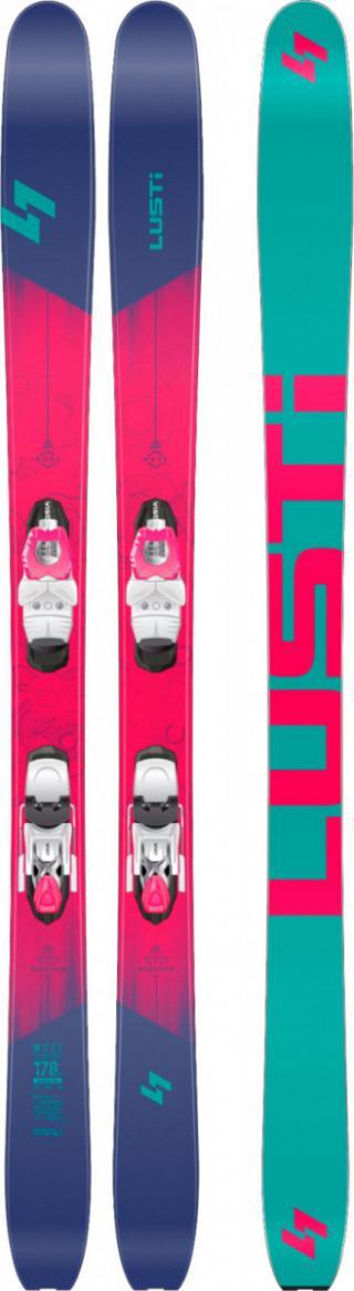 Lusti Muse   VIST VSP 310   deska SPEEDSPACER 21/22 Délka: 168 cm dámské