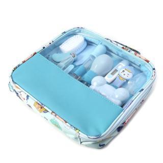 Luxusní startovací sada pro miminko - 13 ks Barva: modrá