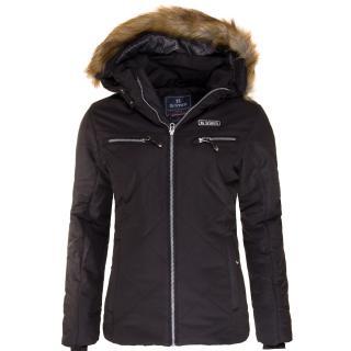Lyžařská bunda dámská TRIMM REGINA dámské Black XS
