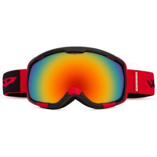 Lyžařské brýle WOOX Opticus Magnetus černá   oranžová   zelená   červená One size