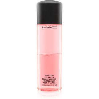 MAC Cosmetics Gently Off Eye and Lip Makeup Remover dvoufázový odličovač očí a rtů 100 ml dámské 100 ml