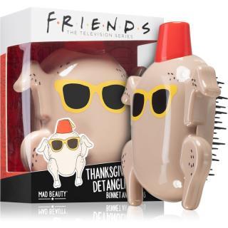 Mad Beauty Friends Turkey kartáč na vlasy 1 ks dámské 1 ks