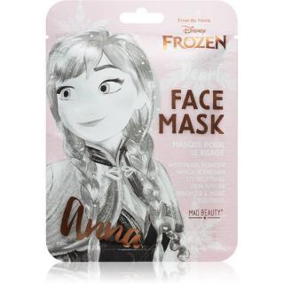 Mad Beauty Frozen Anna rozjasňující plátýnková maska 1 ks dámské 1 ks
