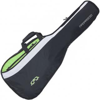 Madarozzo Essential G8 C4/BA Pouzdro pro klasickou kytaru Černá-Zelená