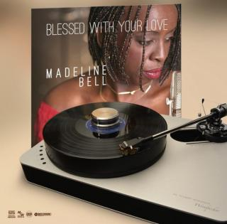 Madeline Bell Blessed With Your Love  Black