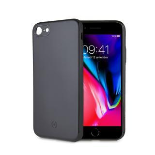Magnetické TPU pouzdro Celly Ghostskin pro Apple iPhone 7/8 Plus černé