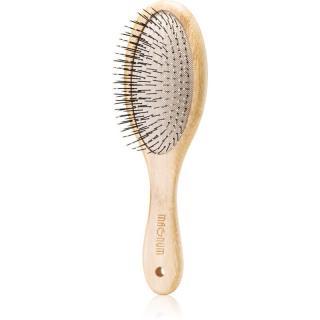 Magnum Natural kartáč na vlasy z bambusového dřeva 22 cm dámské 22 cm