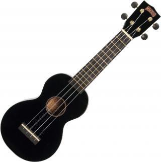 Mahalo MR1-BK Black Soprano Ukulele