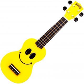 Mahalo USMILE Yellow  #928392 Soprano Ukulele