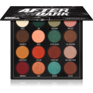 Makeup Obsession After Dark paletka očních stínů 20,8 g dámské 20,8 g