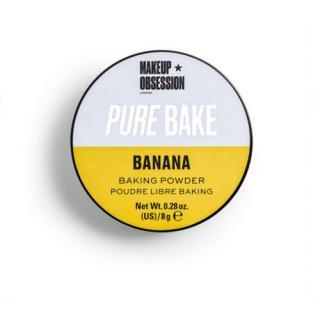 Makeup Obsession Banánový sypký pudr  8 g dámské