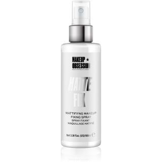 Makeup Obsession Matte Fix matující fixační sprej na make-up 100 ml dámské 100 ml