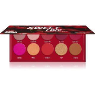 Makeup Obsession Sweet Like paletka očních stínů 13 g dámské 13 g