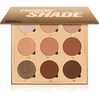 Makeup Obsession Throw Shade konturovací paletka 19,8 g dámské 19,8 g
