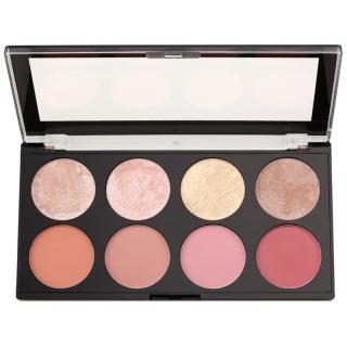 Makeup Revolution Blush paleta tvářenek odstín Blush Goddess 13 g dámské 13 g