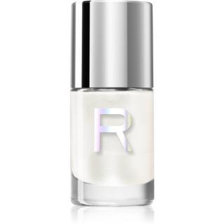 Makeup Revolution Candy Nail lak na nehty s perleťovým leskem odstín Coconut Ice 10 ml dámské 10 ml