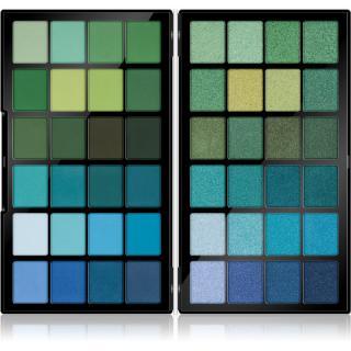 Makeup Revolution Colour Book paletka pudrových očních stínů odstín CB05 48x0,8 g dámské 48x0,8 g