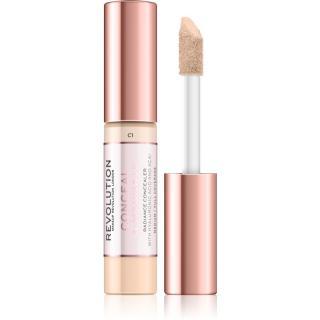 Makeup Revolution Conceal & Hydrate hydratační korektor odstín C1 13 g dámské 13 g