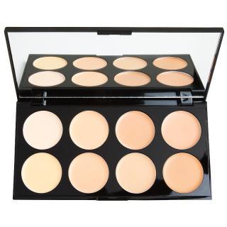 Makeup Revolution Cover & Conceal paleta korektorů odstín Light 10 g dámské 10 g